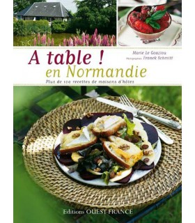 A table ! En normandie