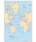 Carte marine SHOM hors Europe