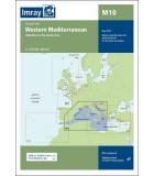 Méditerrannée - Carte marine papier