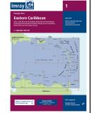 Caraïbes - Carte marine papier