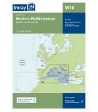 Méditerrannée Est - Carte marine papier