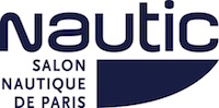 Logo nautic de Paris