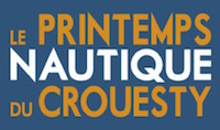 Logo printemps nautique crouesty