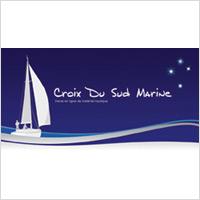 logo Croix du Sud Marine